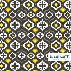 Brooke Witt Art & Design: 365 Patterns : Belvoir Blvd