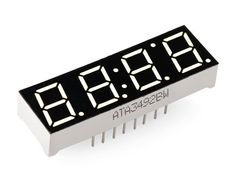 4 digit 7 segment display Arduino wiring guide