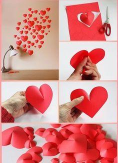 Inspiração de Corações