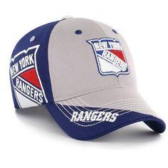 NHL New York Rangers Hubris Cap / Hat by Fan Favorite