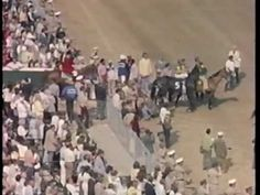 Legend of Big Red - Secretariat Fabulous Video of all three Triple Crown Races. Makes me cry every time.