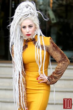 Lady Gaga in London | Tom & Lorenzo Fabulous & Opinionated