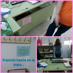 Francés hasta en la sopa...: Dictée coopérative Blog, French Tips, Blogging