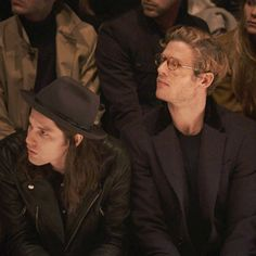 British actor James Norton watching the Burberry Menswear show at the Kensington Gardens show space James Norton Actor, Actor James, British Men, British Actors, No One Loves Me, Old Love, Hot Guys, Hot Men, Attractive Men