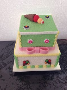 Bolo de aniversário da geladeira Gelati Italia da Rua  dos Pinheiros 275 em Pinheiros