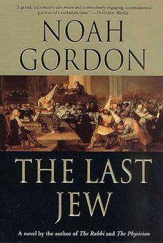 Noah Gordon - The Last Jew