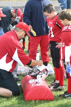 Motivating Youth Football Players
