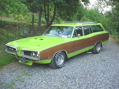 1970 Dodge Coronet 440 Wagon
