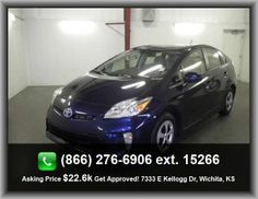 2013 Toyota Prius Three Hatchback  Tilt And Telescopic Steering Wheel, Daytime Running Lights, Rear Defogger, Electric Motor - 80 Hp, Power Windows With 4 One-Touch, Cvt Transmission