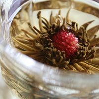 見た目にも美しい中国茶  ほっと一息。目にも楽しい<工芸茶>を楽しんでみない?