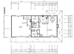 Quonset House Floor Plans | Eugene & Kathy's Home » Morton Buildings » 3399