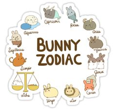 bunny zodiac- funny that I'm Gemini and that's 2 buns, exactly what I have! - bunny zodiac- funny that I'm Gemini and that's 2 buns, exactly what I have! Cute Animal Drawings, Kawaii Drawings, Cute Drawings, Pencil Drawings, Zodiac Star Signs, My Zodiac Sign, Zodiac Signs Animals, Zodiac Signs In Order, Astrology Signs