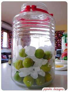 A Bit Of This and A Bit Of That: making umeshu