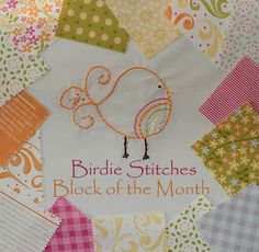 LMS | Birdie Stitches Supply List