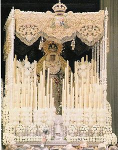 Semana Santa en Sevilla. La Esperanza Macarena