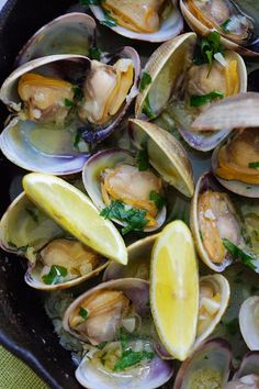 15 minutes ...GOURMET Garlic Butter Sauteed Clams