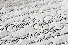 caligrafia inglesa - Buscar con Google