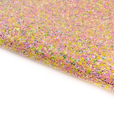 Tutti Frutti Jungle Chunky Glitter Fabric Sheets Velvet Fashion, Tutti Frutti, Glitter Fabric, Day Up, Craft Supplies, Velvet Style, Bows, Colours, A4
