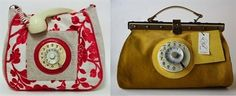 Doctor phone bag.....di La Tilde chicca from Pitti w