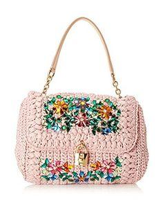 Dolce & Gabbana Borsa A Spalla (Rosa)