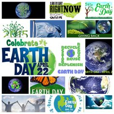 HAPPY EARTH DAY 2015 April 22nd 2015   What do people do The April 22 Earth Day is usually celebrated with outdoor performances, where individuals or groups perform acts of service to earth. Typical ways of observing Earth Day include planting trees, picking up roadside trash, conducting various programs for recycling and conservation, using recyclable containers for snacks and lunches. Some people are encouraged to sign petitions to governments, calling for stronger or immediate action to…
