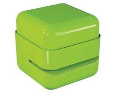 Cubed Staple-Free Stapler