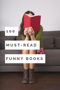 Looking for some LOLs? You'll want to pick up one or more of these 100 must-read?