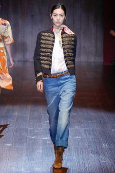 Gucci – Milano Moda Haftası 2015 ilkbahar Yaz - Milano Moda Haftası'nda Gucci'nin 2015 ilbahar yaz kadın hazır giyim koleksiyonu - Gucci spring summer 2015 collection