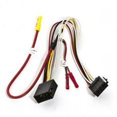Audison Prima AP T-H ISO01 - Forsterker-tilkobling for bilmodeller med standard ISO-tilkobling Fiat, Vehicles, Cars, Vehicle