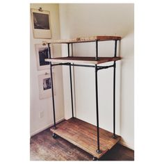 Industrial Wardrobe Unit
