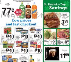 d30ef44cc881da Kroger Mega Event Ad Scan and Kroger Unadvertised Deals