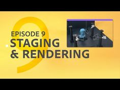 New video - Adobe Start 3D - Staging & Rendering | Adobe Creative Cloud on @YouTube