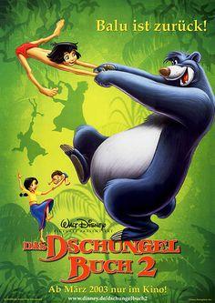 Das Dschungelbuch 2 / The Jungle Book 2 (2003)