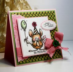Inspired and Unscripted: Valentine's Day cards and Birthday Cards, Etc. . . Jan 10 2014