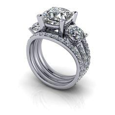 The prefect bridal set