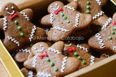 Galletas de jengibre (Gingerbread Man)