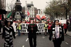 https://flic.kr/p/dvZ7S9 | protest | DCTU Anti-Austerity Protest. Dublin. 24/11/12