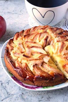 Pie Recipes, Sweet Recipes, Baking Recipes, My Favorite Food, Favorite Recipes, Sweet Pastries, Bakery Cakes, Russian Recipes, Yummy Food