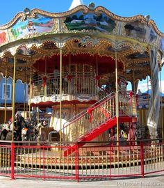 Carousel  ~ Fisherman's Wharf ~ San Francisco, California