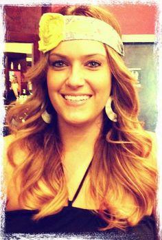 Lyndsey modeling a Chic Sweetness headband. The Masterpiece, Modeling, Stylists, Crown, Stars, Chic, Fashion, Shabby Chic, Moda