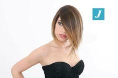 Women's inspiration _ Degradé Joelle #cdj #degradejoelle #tagliopuntearia #degradé #igers #shooting #musthave #hair #hairstyle #haircolour #longhair #ootd #hairfashion #madeinitaly #wellastudionyc