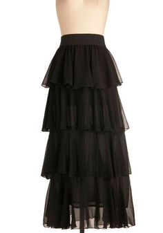 Grand Tier Skirt