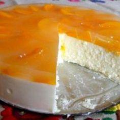 RÝCHLA NEPEČENÁ OVOCNÁ SMOTANOVÁ TORTA