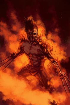 Wolverine by Jarreau Wimberly