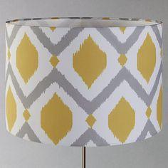 Buy John Lewis Indah Cylinder Shade Online at johnlewis.com