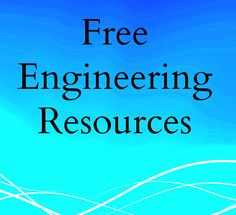 Free Engineering Resources - Creative Science challenges