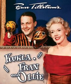 """""""Kukla, Fran and Ollie""""--produced in Chicago 1947-1957."""