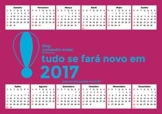 CALENDÁRIO 2017 COLORS HORIZONTAL 3