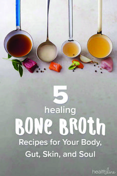 5 Healing Bone Broth Recipes for Your Body, Gut, Skin, and Soul Candida Cleanse, Candida Diet, Detox Recipes, Healthy Recipes, Healthy Dinners, Quick Recipes, Healthy Snacks, Healing Soup, Gaps Diet