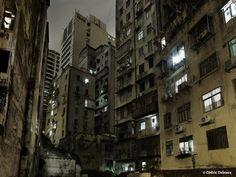 Cedric Delsaux - Vieux quartier, Macao, 2008